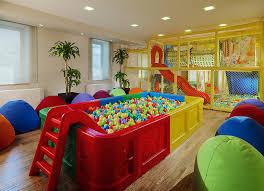 Bouncy Room Teakwood Builders