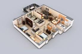 3d floor plans 3d house plan
