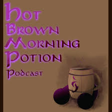 Episode 2 - Interview with Aaron Ehasz and Justin Richmond! by Hot Brown  Morning Potion Podcast • A podcast on Anchor