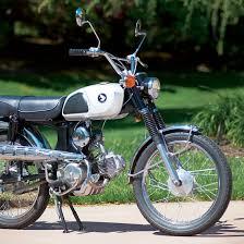 thrills 1968 honda cl90