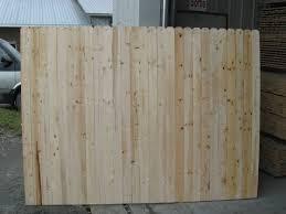 Pressure Treated Fence Panels Fence Ideas