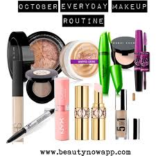 my new everyday makeup routine