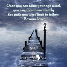 taming the ego inspirational images and quotes