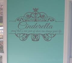 New Shoes Cinderella Wall Decal Sticker Wall Decal Wall Art