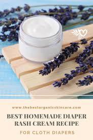 best homemade diaper rash cream recipe