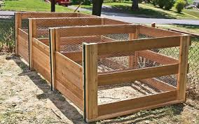 Diy Outdoor Compost Bin How To Build A Compost Bin For Your Home