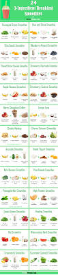 20 weight loss smoothies to make you