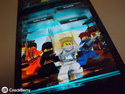 Get Lego Ninjago REBOOTED on to your BlackBerry 10 smartphone ...