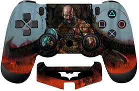 Ps4 God Of War Skin For Playstation 4 Controller Price From Souq In Egypt Yaoota