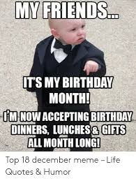 its my birthday month imi now accepting birthday dinners lunches