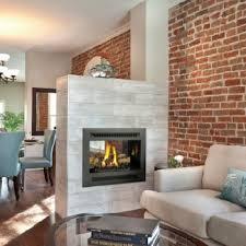 864 tsv see thru gas fireplace
