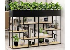 Delicate Balcony Flower Pot Shelf Plants Metal Garden Shelves Multi Functional Fence For Sale Solid Wooden Outdoor Furniture Manufacturer From China 109282787