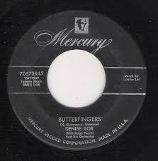 Denise Lor With Hugo Peretti And His Orchestra* - Butterfingers ...