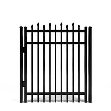 China Aluminum Fence Steel Fence Metal Fence Garden Fence Tubular Fence Panels China Fence Fencing