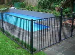 Pool Fencing Canberra Metal And Glass Pool Fences Pool Gates