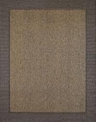 black border area rug for outdoor patio