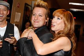 tre cool kathy griffin photos