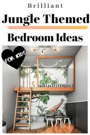 12 Brilliant Jungle Theme Kids Room Ideas Ideas Inspo