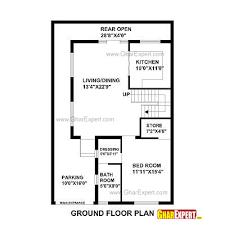 house plan for 33 feet by 45 feet plot