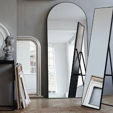 chiltern full length arch mirror