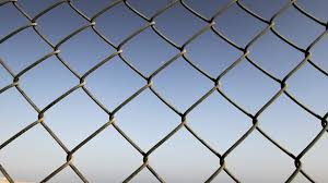 Free Images Fence Texture Wall Pattern Line Metal Material Circle Block Art Design Net Symmetry Mesh Privacy Barrier Protection Shape Secure Blocked Flooring Restriction Separate Demarcate Outdoor Structure Chain Link Fencing