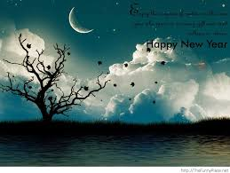 religious new year wishes and christian greetings picture
