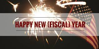 happy new fiscal year the new government fiscal year and