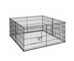 8 Panel Pet Playpen 24 Inch Afterpay Zippay Payitlater Later Gator
