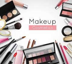 makeup cosmetics accessories realistic