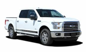 F 150 Breakout Rocker Ford F 150 Door Stripes Vinyl Graphic Decals 2015 2020 Moproauto Professional Vinyl Graphics And Striping