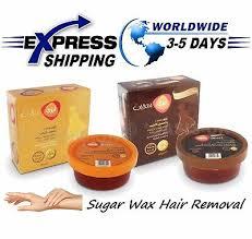 natural 440 gm sugaring sugar wax hair