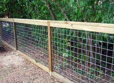 27 Cheap Diy Fence Ideas For Your Garden Privacy Or Perimeter Backyard Fences Cattle Panels Cheap Fence