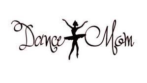 Dance Mom Car Decal Mom Decal Dance Decal Dance Mom Vinyl Etsy