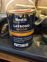 bostik laybond for wood adhesive in