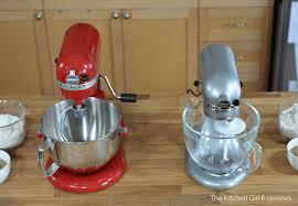 kitchenaid stand mixer review artisan