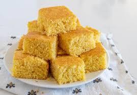 fluffy homemade cornbread recipe