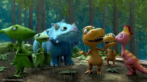 pbs kids dinosaur train nature trackers