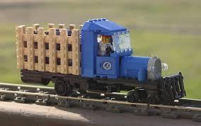 HBRR Rail Truck