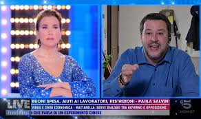 Ascolti TV Social Auditel 29 marzo 2020: Live Non è la D'Urso ...