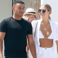Wes Nelson and new girlfriend Arabella Chi look loved-up in Ibiza ...
