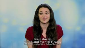 Meredith O'Connor /Brainstorms Youth and Mental Health PSA - YouTube