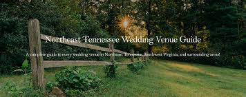northeast tennessee wedding venues