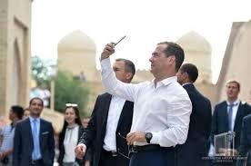 Dmitry Medvedev gets acquainted with ancient Khiva | Botschaft der Republik  Usbekistan