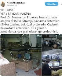 Erbakan'ın gizli Bayraktar ziyareti... - İsomder Ankara İL ...