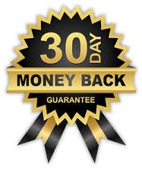 30 day money back guarantee | teamrich.wordpress.com