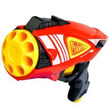 Súng đồ chơi trẻ em súng lục ổ quay súng mềm có thể bắn đạn an ...