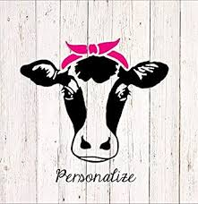 Cow Car Decal Sticker Archives Midweek Com