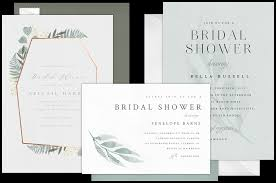 email bridal shower invitations