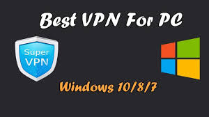 How To Download and Install Super VPN For PC (Windows 10/8/7) - YouTube