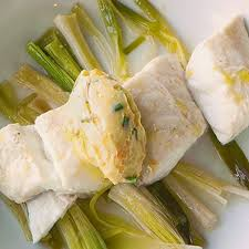 Leeks with Citrus-Chive Butter Recipe ...
